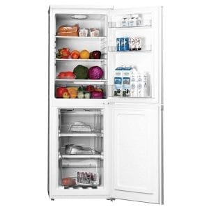 Frost Free Fridge Freezer Pennine White
